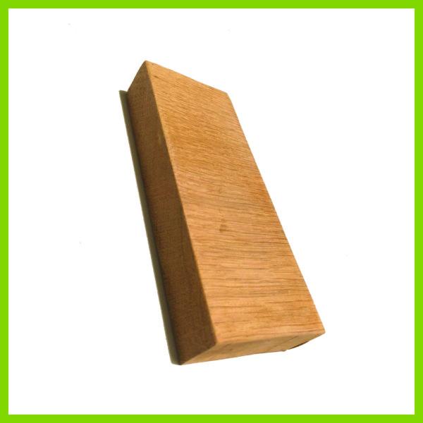 Wunschglücksbaustein 12,5x5cm