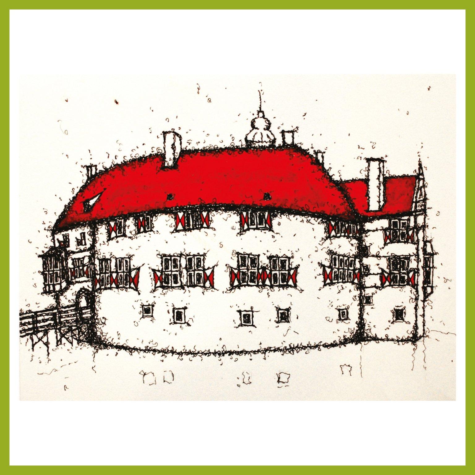 Auftragsarbeit - Burg Vischering_1