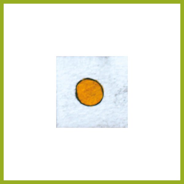 Radierung - Konfetti - gelb